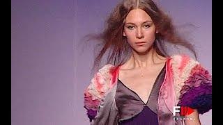 TSUMORI CHISATO Full Show Autumn Winter 2008 2009 Paris   Fashion Channel