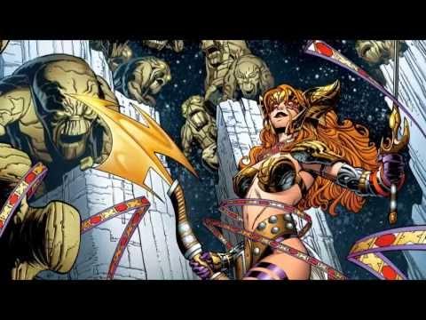 Age of Ultron #10: Joe Quesada Discusses Angela