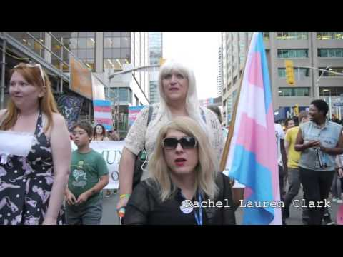 Toronto Trans March 2015