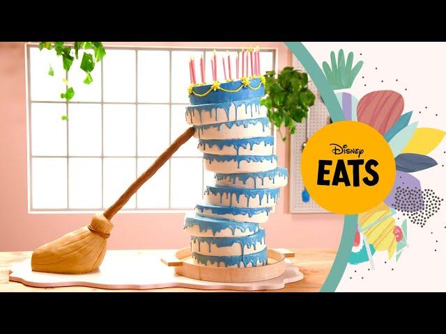 Sleeping Beauty Birthday Cake Disney Eats Youtube