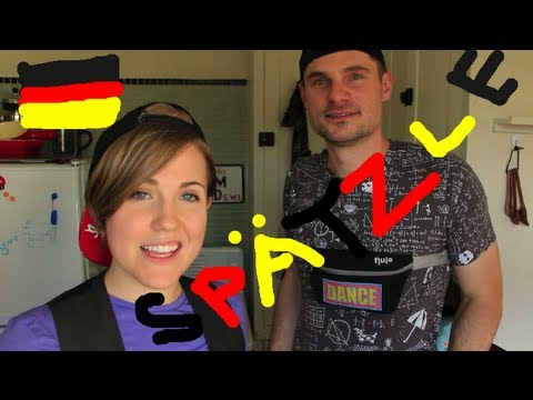 My Drunk Kitchen ft. Flula: Spätzle!