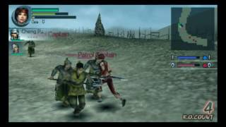 Dynasty Warriors Vol. 2 PlayStation TV Gameplay