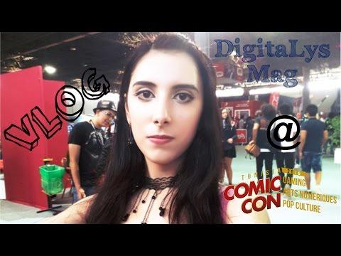 Comic Con Tunisia day 2 [Vlog]