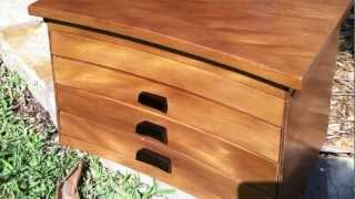 Ancient Kauri Jewelry Box