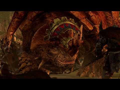 Lizardmen ⚔️ Warrios of Chaos - Total War WARHAMMER 2 |