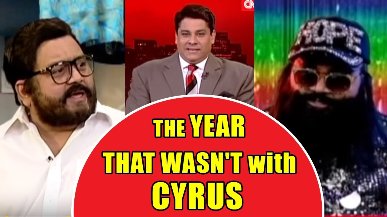 THE YEAR THAT WASN'T with CYRUS | CNN News18