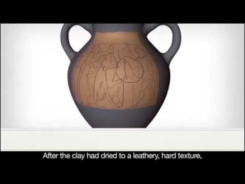 LaunchPad Ancient Greek Vase Production and the Black Figure Technique