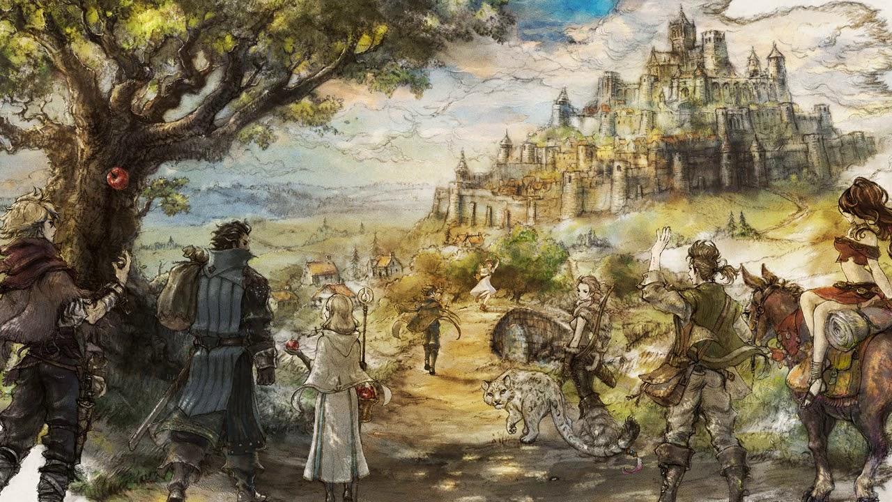 Octopath Traveler Soundtrack - Main Theme #1