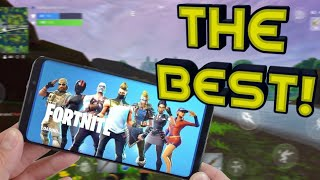 Best Mobile Player on Fortnite???