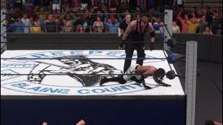 CWL (Creepers Wrestling League) Episode 9 Aj Styles vs Undertaker