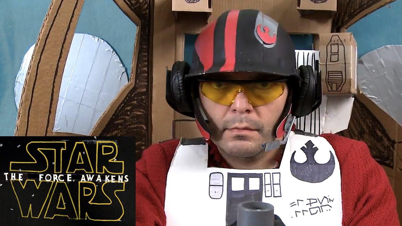 Star Wars: The Force Awakens teaser sweded