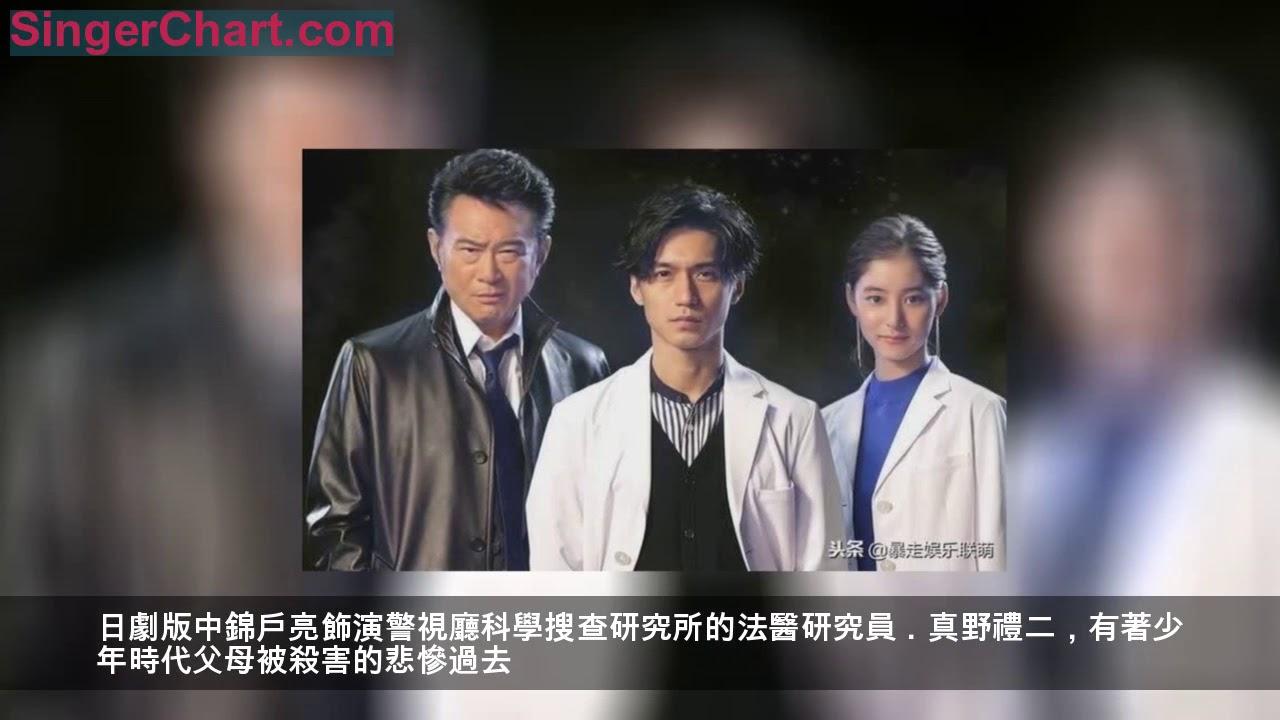 漫改日劇《科搜研之男》錦戶亮富士月九初主演,主視覺海報出爐! - YouTube