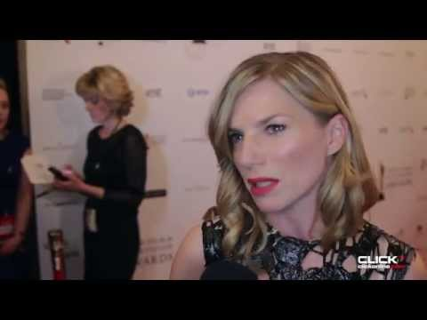 Eva Birthistle IFTA Red Carpet Interview - Talking the Amber Finale