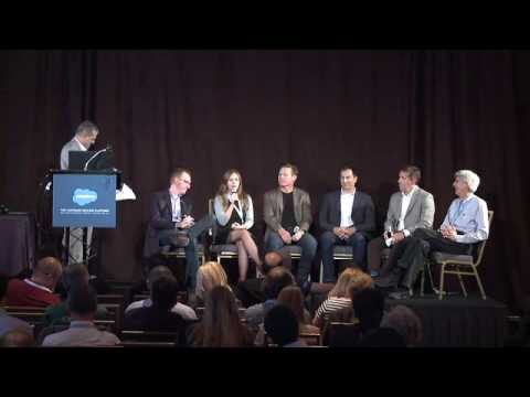 Internet of Things IoT Customer & Partner Panel   Salesforce Live
