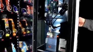 Торговые автоматы Saeco Aliseo(Торговый автомат для поштучной продукции Saeco Aliseo ..., 2014-01-29T08:17:57.000Z)