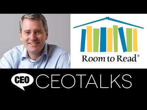 CEOTalks: John Wood