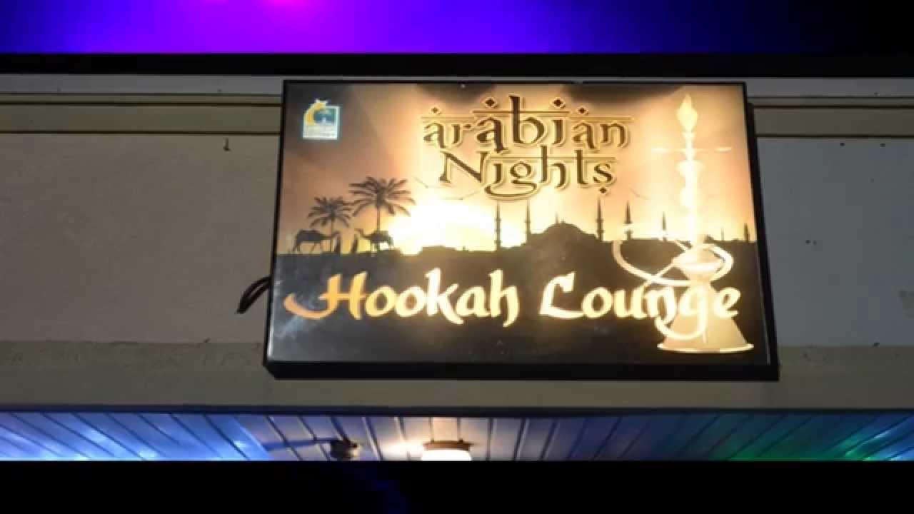 fascinating arabian nights hookah lounge | Arabian Nights Hookah Lounge - YouTube
