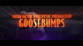 GOOSEBUMPS трейлер фильм  2016