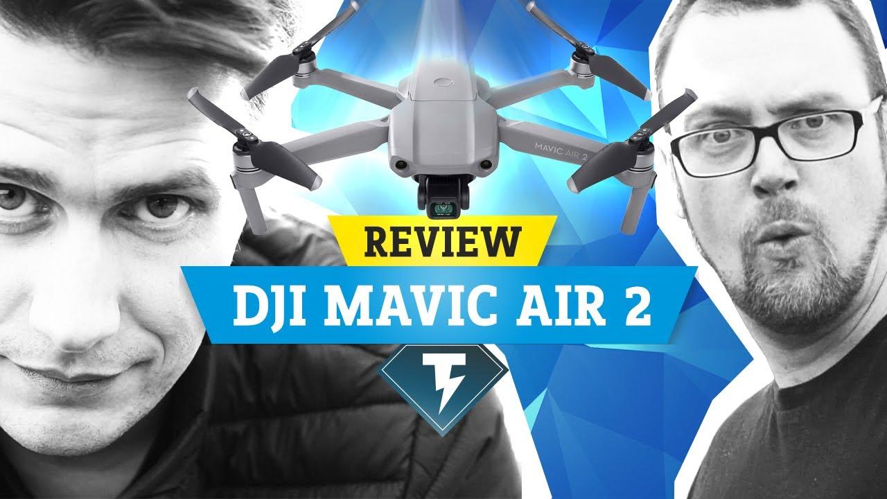 DJI Mavic Air 2 Review | Conrad TechnikHelden