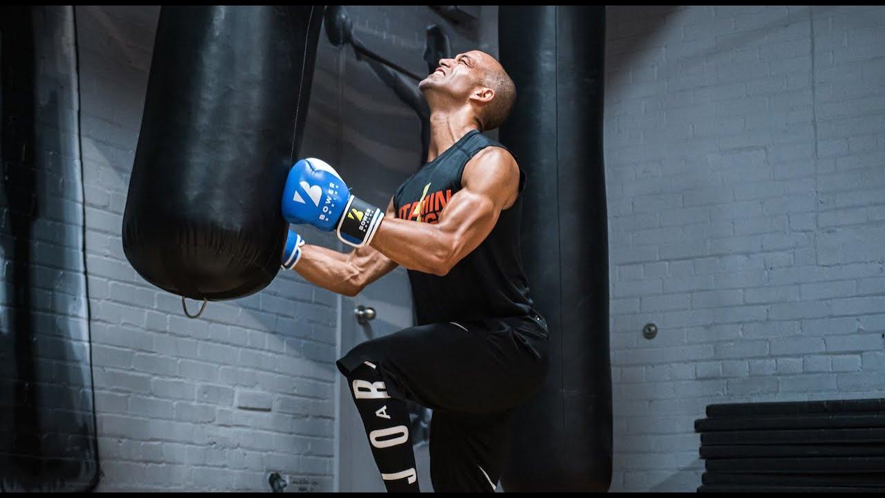 Boxings Hardest 30 Minute Heavy Bag