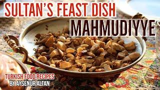 Ottoman Chicken With Dried Fruits & Almonds   Mahmudiyye