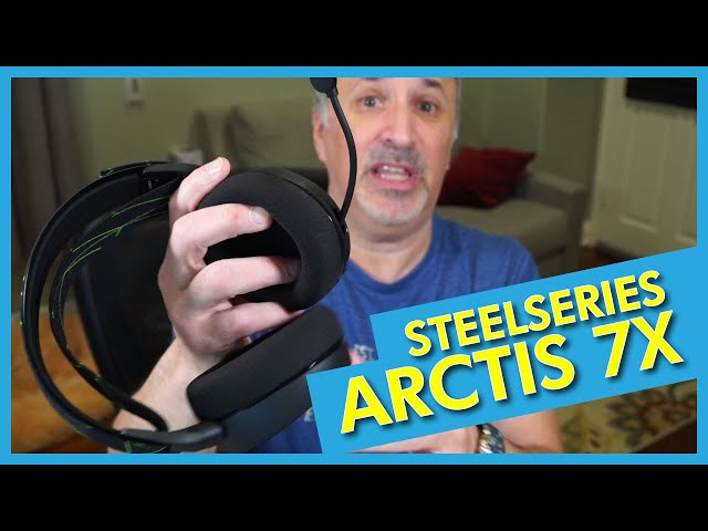 Why I Switched to the SteelSeries Arctis 7x