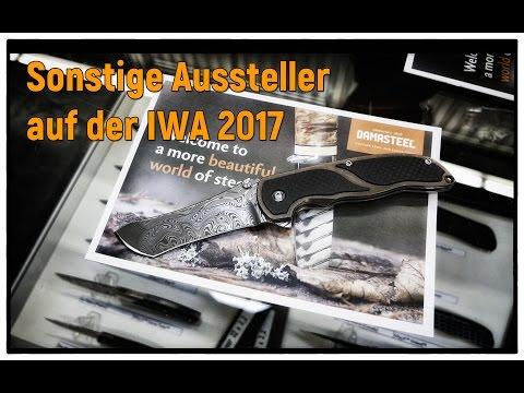 Sonstige Tool Aussteller auf der IWA Messe in Nürnberg 2017