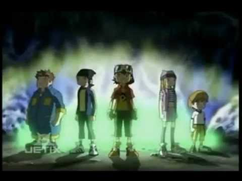 Digimon Frontier English Opening (Full Version)
