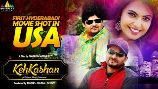 Kehkashan Hyderabadi Hindi Movie Trailer | Hindi Latest Trailers 2016 | Akbar Bin Tabar, Marina