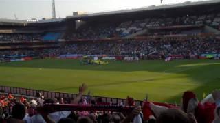 USA V Algeria National Anthem