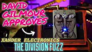 THE DIVISION FUZZ - XANDER ELECTRONICS | Jack JD (Demo/Review)