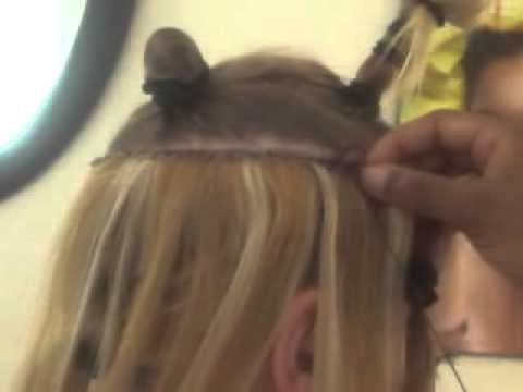 Sew in weave on caucasian hair pt2 youtube sew in weave on caucasian hair pt2 pmusecretfo Choice Image