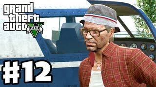 Grand Theft Auto 5 - Gameplay Walkthrough Part 12 - Nervous Ron (GTA 5, Xbox 360, PS3)