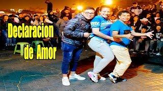 Mono Pavel : Venezolana con un Cuerpazo Acepta a Peruano - Comicos Ambulantes [ Completo ]