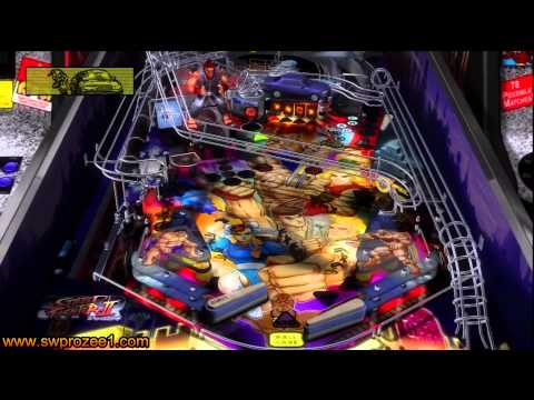 Zen Pinball 2: Street Fighter II