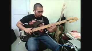 Ibanez Atk 300 Japan '95 - Bass Demo