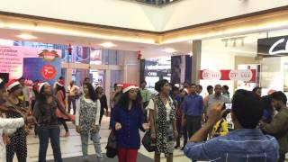 Christmas Carols Musical Flash Mob India Kochi