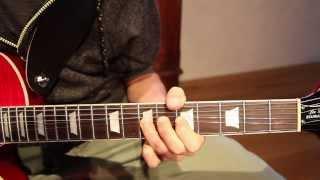 Lezione solo November Rain, Guns and Roses, chitarra italiano