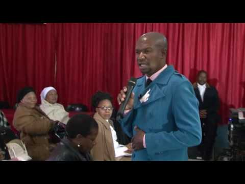 Bishop Daniel Makutsoane-Ho lla u ipatile-Part1