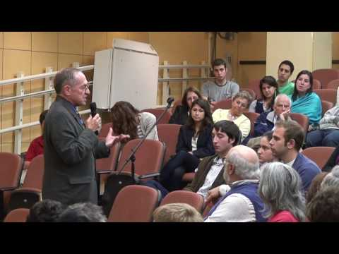 The Case For Israel - Tufts Q\u0026A With Alan Dershowitz