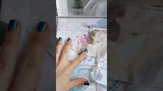 Рoplin hobby Реальный видео-обзор постельного белья.