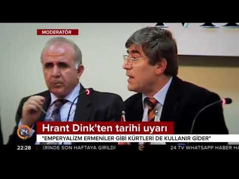 Hrant Dink'ten tarihi uyarı: Emperyalizm Ermeniler gibi Kürtleri de kullanır gider   enpolitik.com