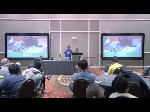 RobotsConf 2014 :: Adrian Catalan - OculusHead