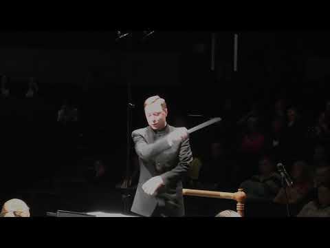 Maslanka Symphony No. 4, Hartt Wind Ensemble, Glen Adsit, Conductor