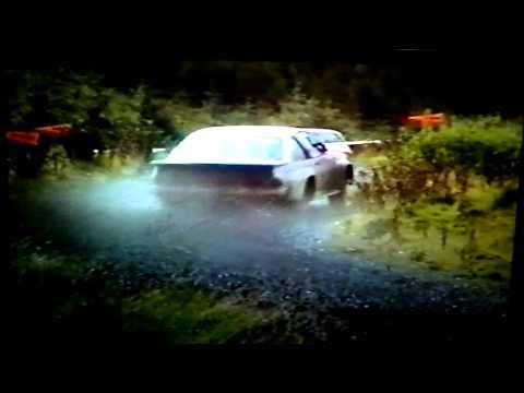 Bushwhacker rally 1993/robbie mc gurk