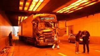 Ongevallen Kennedytunnel Antwerpen