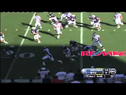 Nevada - Pistol - Read Option QB Keep