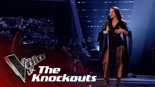 Bethzienna Williams' 'River' | The Knockouts | The Voice UK 2019