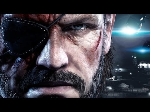 Metal Gear Solid 5 Ground Zeroes Launch Trailer