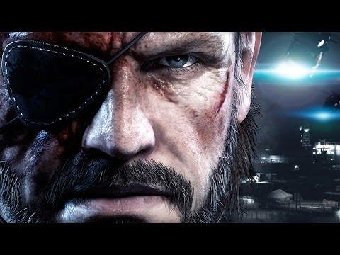 Metal Gear Solid 5 Ground Zeroes Launch Trailer